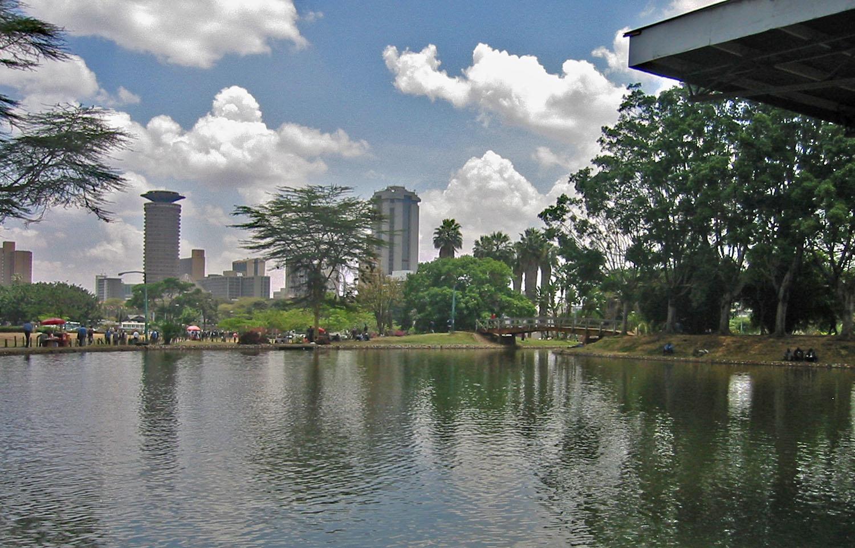 Africa kenya nairobi uhuru park1 jpg